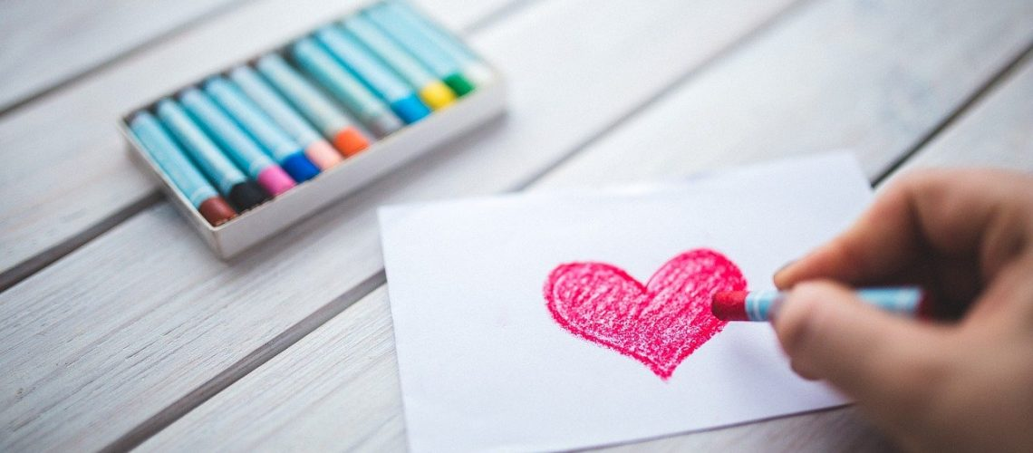 heart, draw, drawing